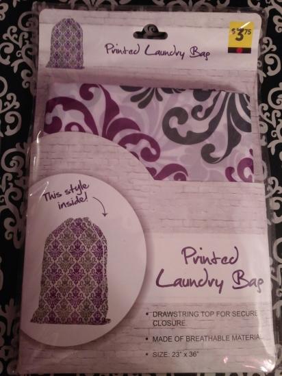 Damask bag is used to store my unused fabrics.