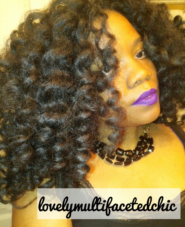 Protective Style: DIY Crochet Wig | Lovely.Multifaceted.Chic.